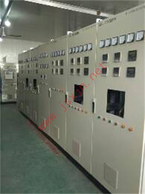 两台合金加热lu控制柜