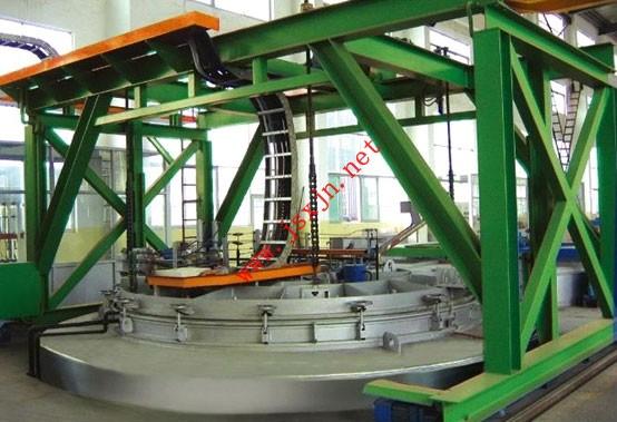 大型井式渗碳炉